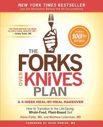 The Forks Over Knives Plan Book PDF