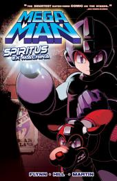 Mega Man 4: Spiritus Ex Machina: Book 4
