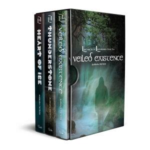 Legacy in Legend Series  Ebook Trio