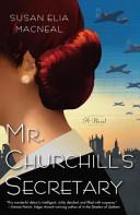 Mr  Churchill s Secretary