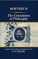 The Consolation of Philosophy PDF