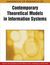 Handbook of Research on Contemporary Theoretical Models in Information Systems PDF