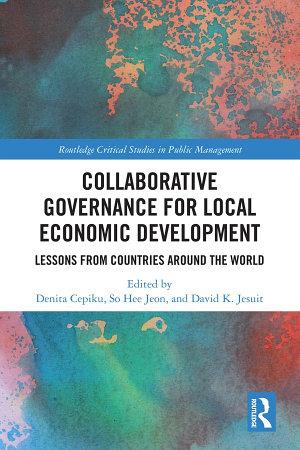 Collaborative Governance for Local Economic Development PDF
