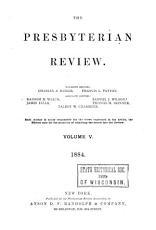 The Presbyterian Review PDF
