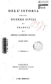 Dell'istoria delle guerre civili di Francia
