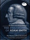 Essays on the Philosophy of Adam Smith