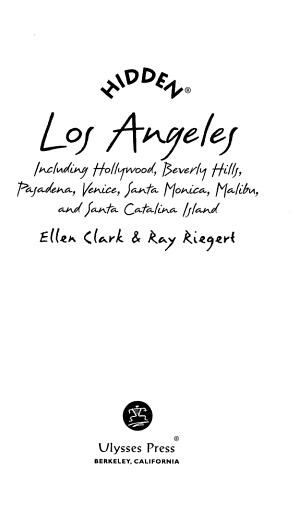 Hidden Los Angeles PDF