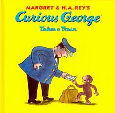 Curious George Takes a Train PDF