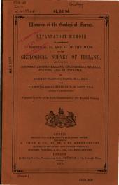Explanatory Memoir to Accompany Sheets of the Maps: Volume 41; Volume 53; Volume 64