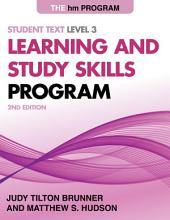The HM Learning and Study Skills Program: Student Text Level 3, Edition 2