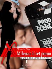 Milena e il set porno
