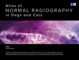 Atlas of Normal Radiography in the Dogs and Cats PDF