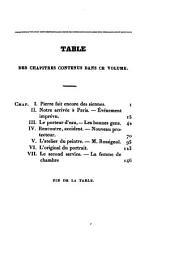 André le Savoyard: Volume1