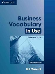 Business Vocabulary in Use Intermediate with Answers PDF