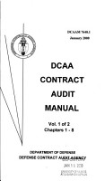 Contract Audit Manual PDF