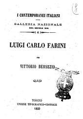 Luigi Carlo Farini per Vittorio Bersezio
