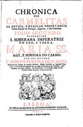 Chronica dos carmelitas da antiga: Volume 2