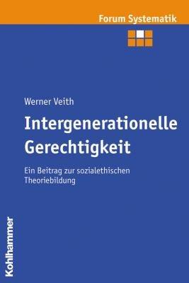 Intergenerationelle Gerechtigkeit PDF