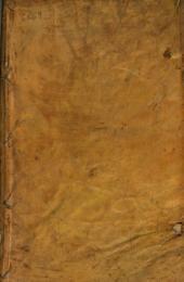 Rmi. P. Fr. Ioannis a Sto. Thoma ... De Sacramentis in genere: deque venerabili Eucharistiae sacramento et de Poenitentia disputationes absolutissimae