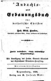 Andachts- und Erbauungsbuch für katholische Christen