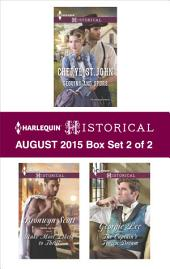Harlequin Historical August 2015 - Box Set 2 of 2: Sequins and Spurs\Rake Most Likely to Thrill\The Captain's Frozen Dream