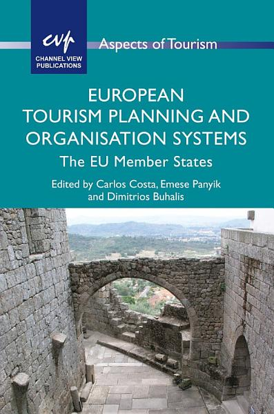 European Tourism Planning and Organisation Systems PDF