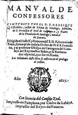 Manual de confessores  etc PDF