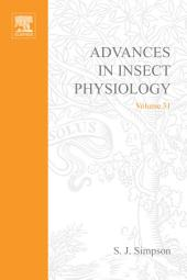 Advances in Insect Physiology: Volume 31