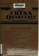 The China Quarterly PDF