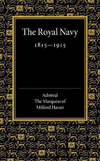 Royal Navy 1815   1915 PDF