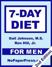 7-Day Diet for Men