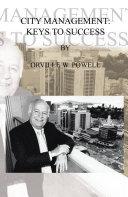City Management: Keys to Success