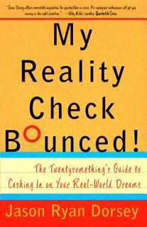 My Reality Check Bounced  Book
