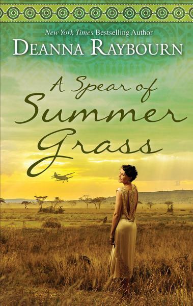 Download A Spear of Summer Grass Book
