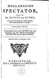 Hollandsche spectator: Volume 2;Volume 6