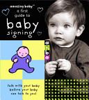 A First Guide to Baby Signing PDF