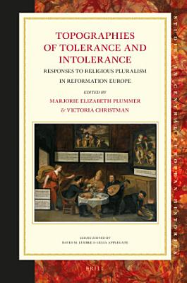 Topographies of Tolerance and Intolerance PDF