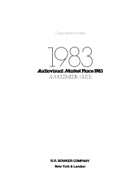 Audio Visual Market Place PDF