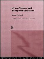 When-clauses and Temporal Structure