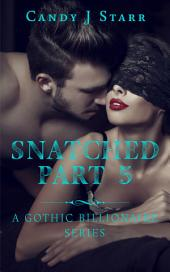 Snatched - Part 5: A Gothic Billionaire Romance