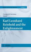 Karl Leonhard Reinhold and the Enlightenment PDF