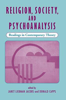 Religion  Society  And Psychoanalysis