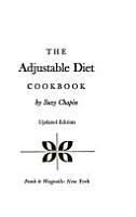 The Adjustable Diet Cookbook PDF