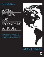 Social Studies for Secondary Schools PDF
