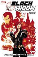 Black Widow Book