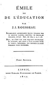 Émile; ou, De l'éducation: Volume 2