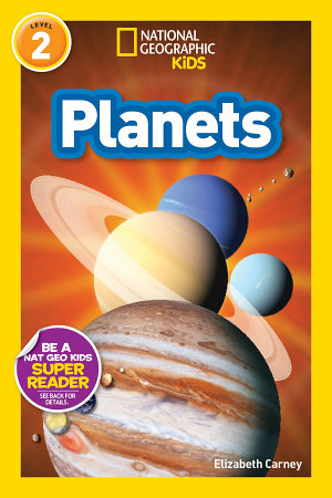 National Geographic Readers  Planets