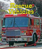 Rescue Vehicles PDF
