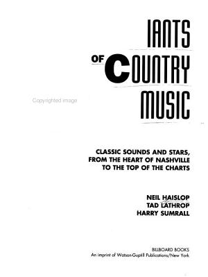 Giants of Country Music