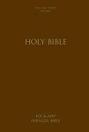 KJV AMP Side By Side